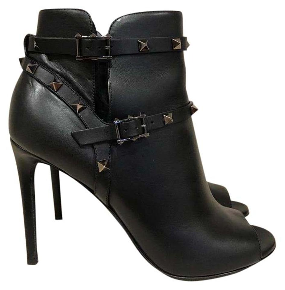 Valentino Shoes Studded Black Price