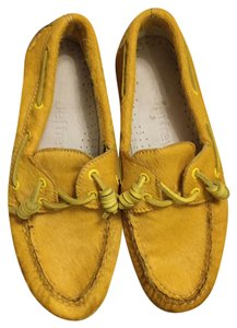 Sperry Yellow Athletic