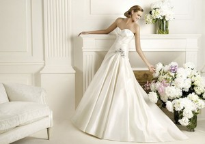 Pronovias Dorothy Wedding Dress