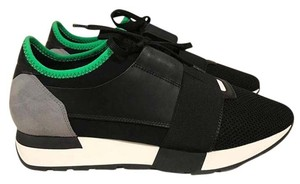 Balenciaga Running Runner Trainer black Athletic