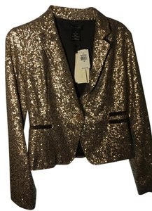 MM Couture Gold Blazer