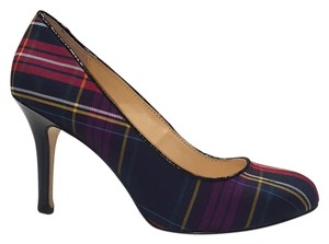 Kate Spade Plaid Pumps