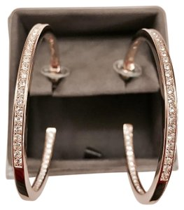Swarovski Swarovski Hoop Earrings