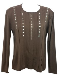 Nana de Charme France Brown Top