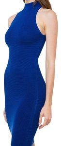 Olivaceous short dress Cobalt on Tradesy