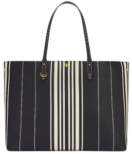 Tory Burch Tote in Kerrington Bold Stripe