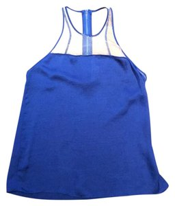 Helmut Lang Top blue