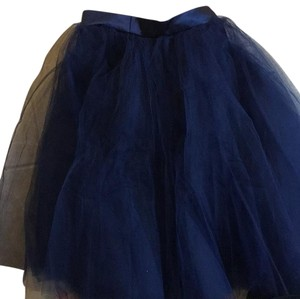 Space 46 Boutique Skirt Blue