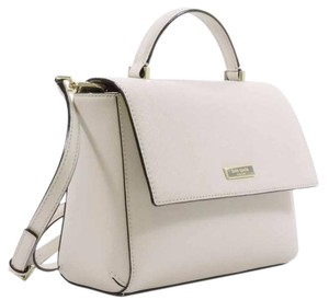 Kate Spade Brynlee Saffiano Leather Satchel Cross Body Bag