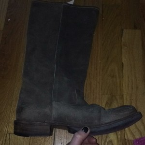Fiorentini + Baker Dark Brown Boots