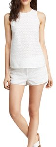 Theory Size L Free Shipping Malyn Eyelet Top