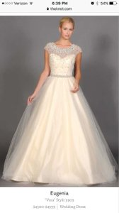 Eugenia Couture Vera Wedding Dress