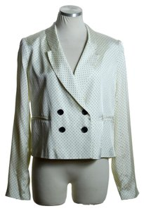 Elizabeth and James Ivory Black Blazer