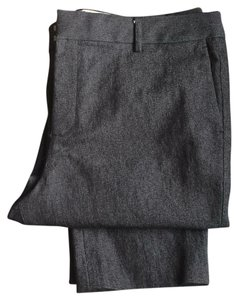 J Brand Cropped Charcoal Like New Capri/Cropped Pants Gray
