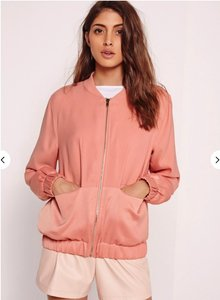 Missguided Military Jacket