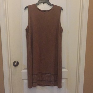 Spense short dress Brown on Tradesy