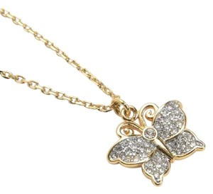 Juicy Couture Pave butterfly wish