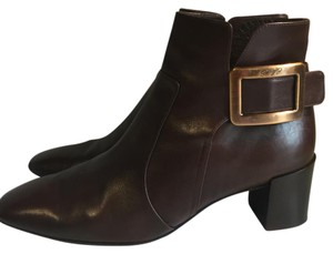 Roger Vivier brown Boots