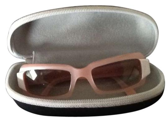 Preload https://item5.tradesy.com/images/soft-pink-and-off-white-stylish-and-chic-sunglasses-202864-0-0.jpg?width=440&height=440