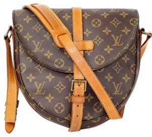Louis Vuitton Chantilly Chantilly Gm Monogram Vintage Cross Body Bag