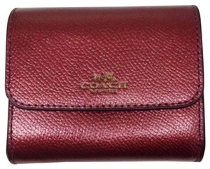 Coach Accordion Card Case