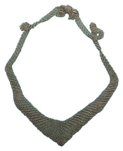 Tiffany & Co. Tiffany & Co. Elsa Peretti Sterling Silver Mesh Scarf Necklace