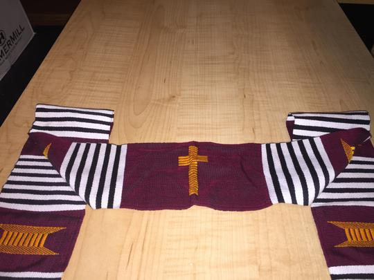 Other Ministry Stole; Woven Textile [ SisterSoul Closet ]