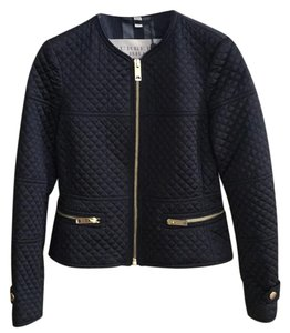 Burberry Brit Burberry Austeryby Quilted Black Jacket