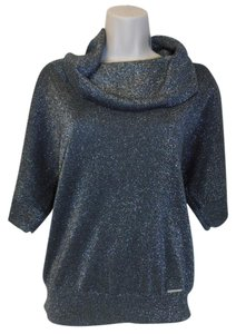 MICHAEL Michael Kors Cowl Neck Sparkly Sweater