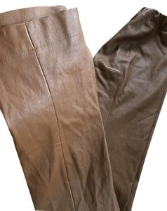 The Row Caramel Leggings