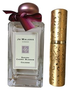 Jo Malone Sakura Cherry Blossom Cologne 10ML Twist Refillable Purse Spray