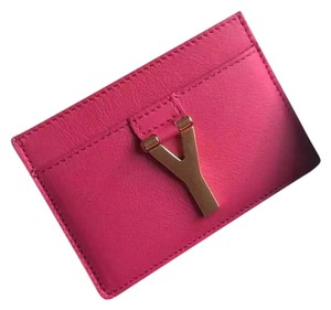 Saint laurent Y monogram cardholder saint Laurent Card Holder