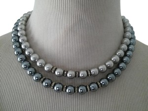 Other japan double strand necklace