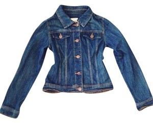 Cherokee blue Womens Jean Jacket