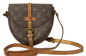 Louis Vuitton Chantilly Monogram Vintage Classic Cross Body Bag