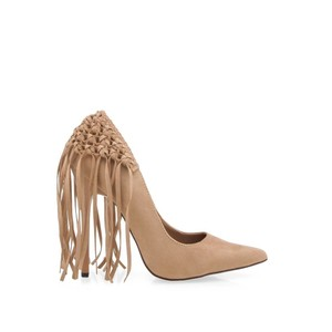 Privileged Taupe Pumps