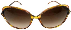 Chanel CHANEL 5344 C.1523/S5 MULTI YELLOW BUTTERFLY BROWN GRADIENT SUNGLASSES