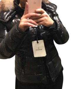 Moncler Forest Green Armoise Jacket Coat
