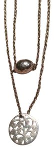 Lois Hill double strand necklace