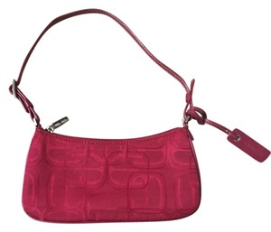 Express Leather Strap Shoulder Bag