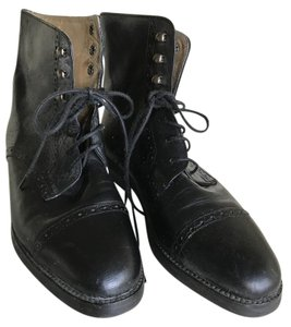 Cole Haan Black leather Boots