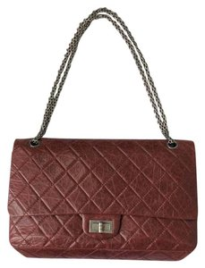 Chanel Calksin Exclusive Leather Shoulder Bag