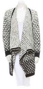 Alice + Olivia Ombre Long Cardigan Sweater