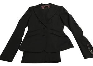 Ted Baker Slim Black Suit Jacket and Pant Set