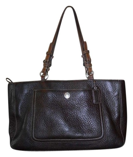 Preload https://img-static.tradesy.com/item/202881/coach-pebbled-brown-leather-tote-0-0-540-540.jpg