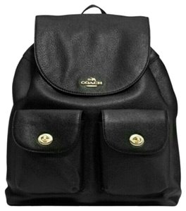 Coach Billie Drawsting Campus Backpack