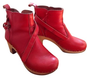 Sweedish hasbeens Red Boots