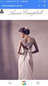 Anna Campbell Amity Wedding Dress
