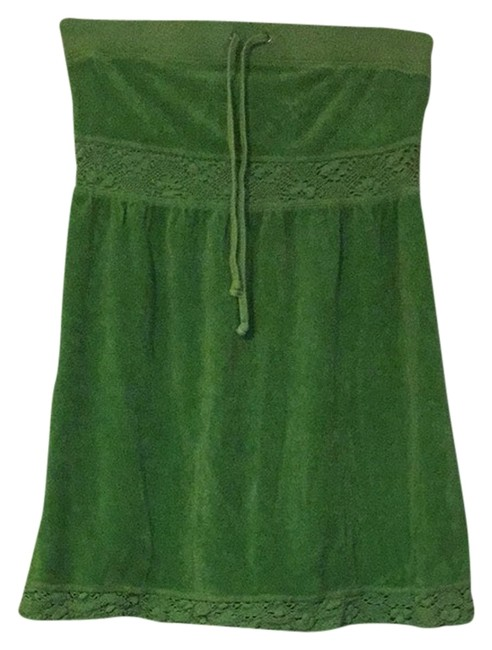 Preload https://img-static.tradesy.com/item/2028903/juicy-couture-green-tunic-size-4-s-0-0-650-650.jpg