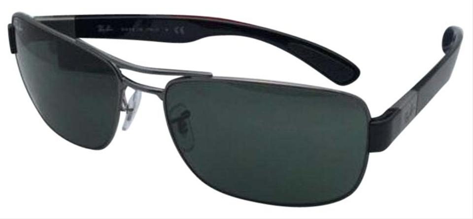 d37034e2fc Ray-Ban New Rb 3522 004 71 64-17 Gunmetal Frame W  Grey-green Lenses ...